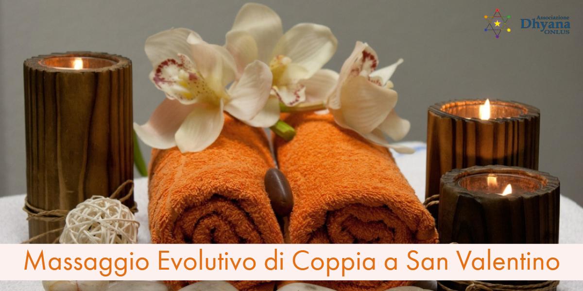 Incontro di Massaggio Evolutivo di San Valentino 2020